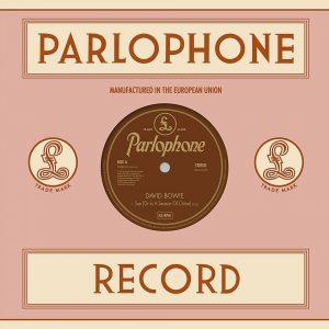 Рецензия на сингл David Bowie Sue (Or in a Season of Crime)