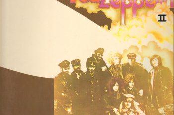 22 октября в истории рока - 22.10.1969 вышел альбом Led Zeppelin II