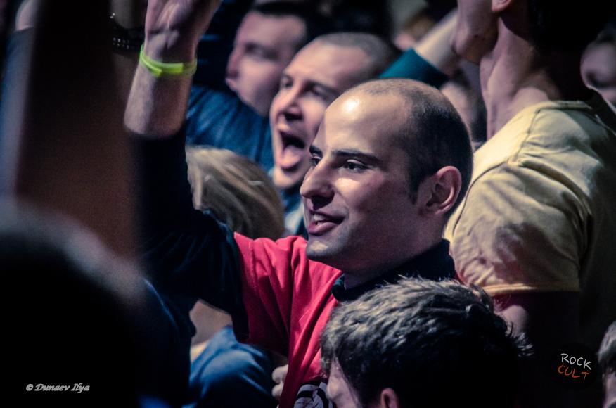 Фотоотчет | СЛОТ в Москве | RED | 25.10.2014 фото