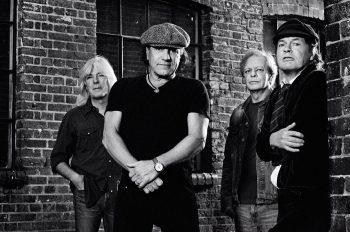 Новая промо фото AC/DC. AC/DC new promo photo