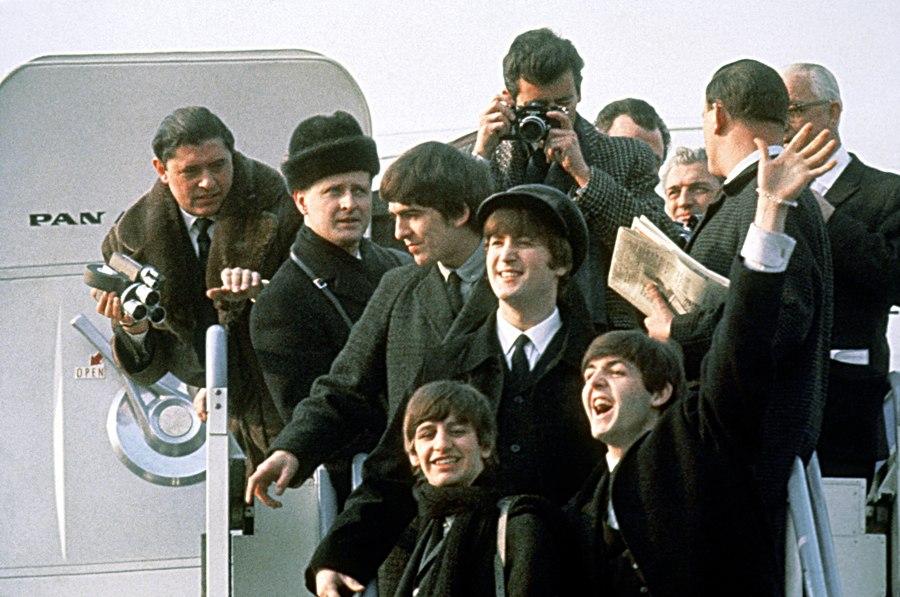 19 октября в истории рока - The Beatles записали песню I Want To Hold Your Hand