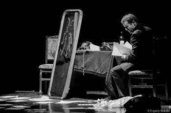 Репортаж  Гошенев-Есенин   Измайлово Concert Hall   3.10.2014