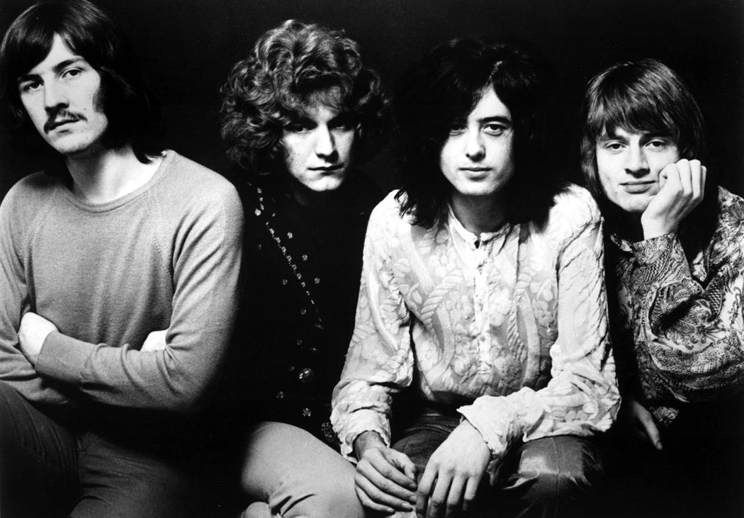 Первый концерт Led Zeppelin. First Led Zeppelin concert