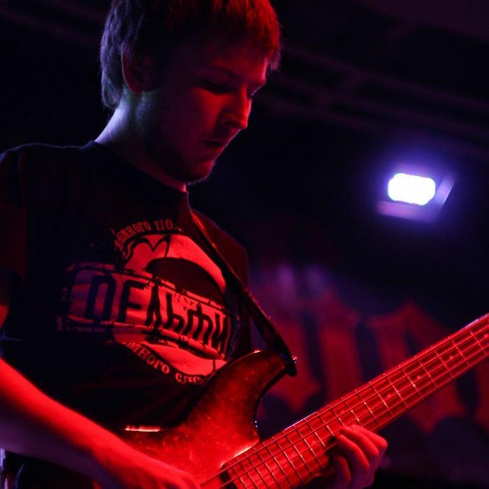 Фотоотчет| Мертвые Дельфины в Москве | Rock House | 25.10.2014 фото