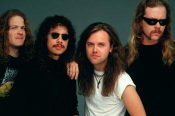 15 октября в истории рока - день основания группы Metallica