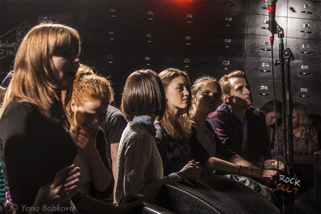 Фотоотчет | Фестиваль Индюшата в Москве | 16 тонн | 30.09.2014 фото