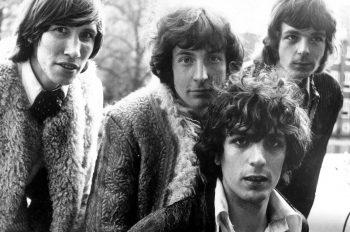 1 октября в истории рока - 1.10.1967 - начало первого американского турне Pink Floyd