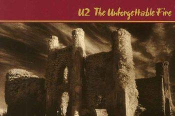 1 октября в истории рока - вышел альбом U2 The Unforgettable Fire (1984)