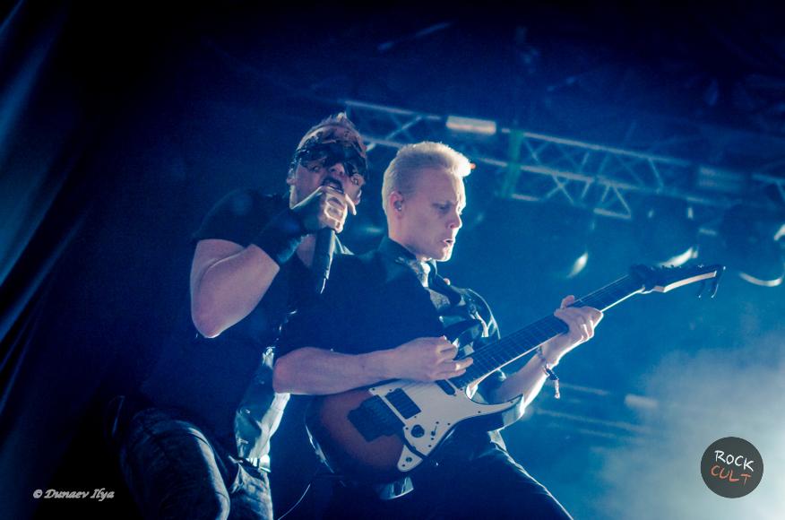 По Горячим Следам| Poets of the Fall в Москве | Ray Just Arena | 5.11.2014 фото концерт зрители
