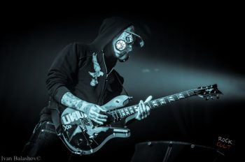 фото Фотоотчет | Hollywood Undead в Москве | Ray Just Arena | 1.11.2014 репортаж