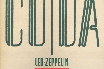 Led Zeppelin Coda 1982
