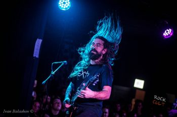 | The Black Dahlia Murder в Москве | Mona Club | 22.11.2014