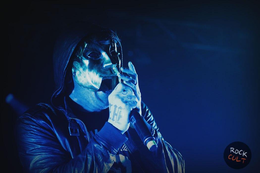 По горячим следам | Hollywood Undead в Москве | Ray Just Arena | 1.11.2014 фото
