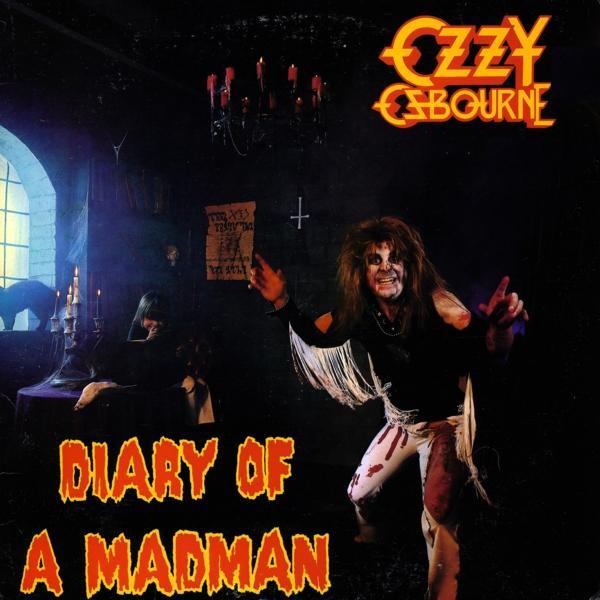 оззи осборн diary of a madman факты