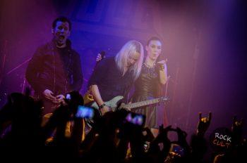Фотоотчёт | Amaranthe в Москве | Volta | 13.12.2014