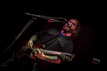 Фото Seether в Москве 2014 Ray Just Arena
