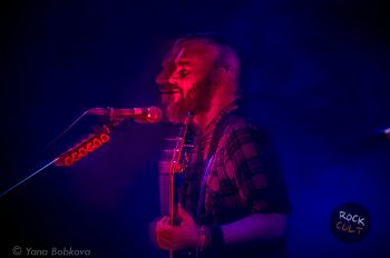 Фото Seether в Ray Just Arena 2014