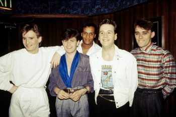 Simple Minds история песни
