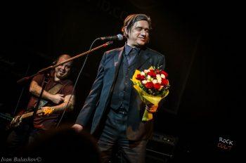 Фотоотчет | Blixa Bargeld и Teho Teardo в Москве | ТеатрЪ | 14.03.2014