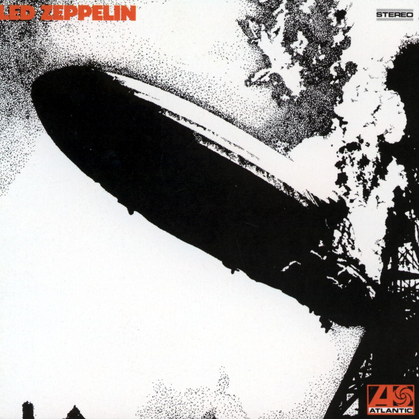 Led Zeppelin I история
