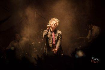 Фотоотчёт| Gerard Way в Москве | Yotaspace | 07.02.2015 фото