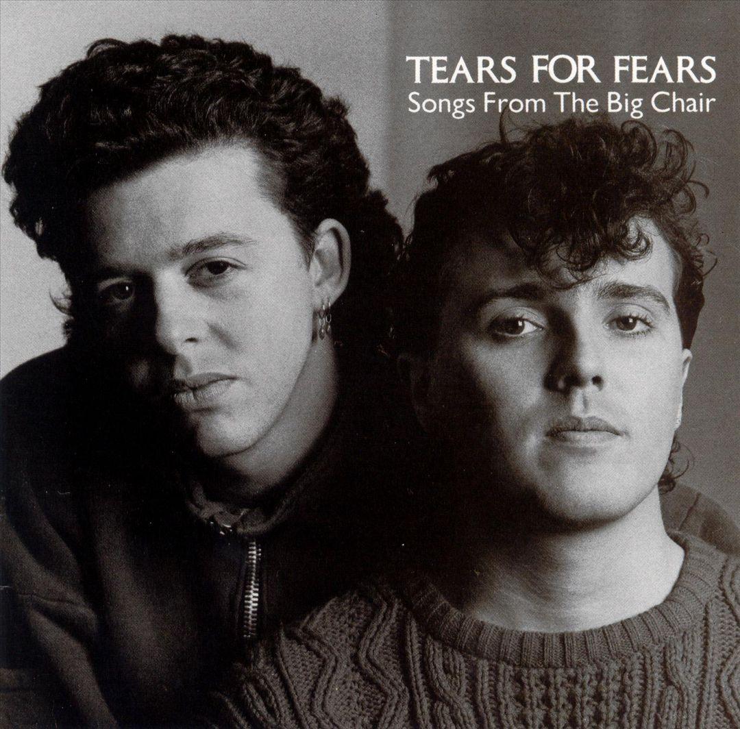25 февраля в истории музыки — вышел альбом Tears For Fears Songs from the Big Chair
