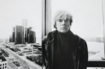 22 февраля в истории рока - умер Энди Уорхол. Цитаты