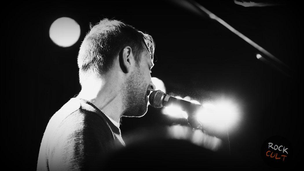 Фотоотчет | Билли Новик поет песни Егора Летова в Москве | 16 Тонн | 15.03.2015