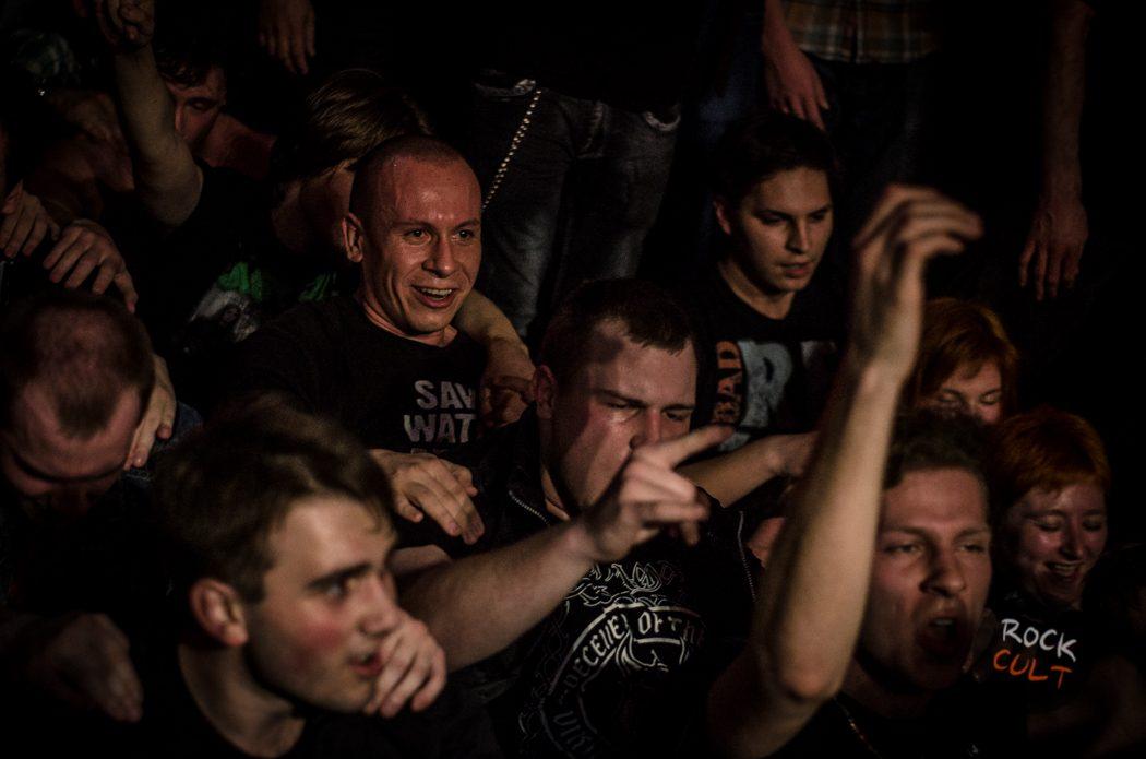 Фотоотчёт | Korpiklaani в Москве | Volta | 04.04.2014