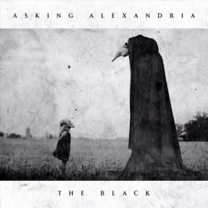 Asking Alexandria The Black cover