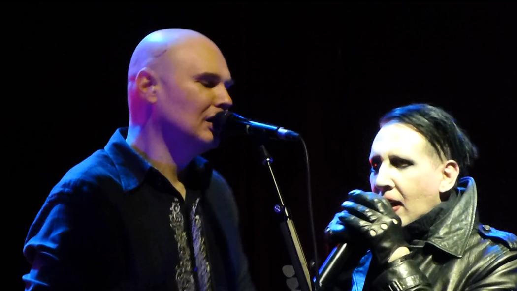 Marilyn-Manson-wystapil-z-The-Smashing-Pumpkins