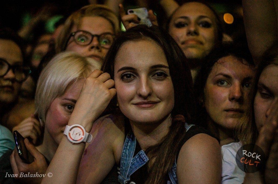 Фотоотчёт   Frnkiero Andthe Cellabration в Москве   Yotaspace   13.05.2015