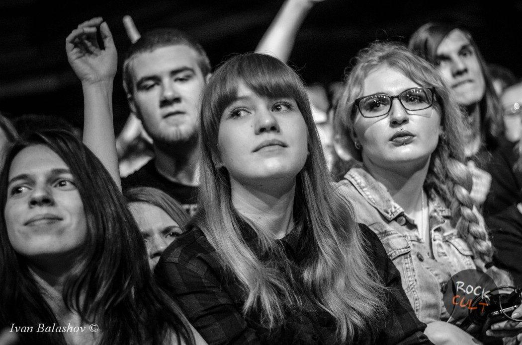 Фотоотчёт | Architects и Bury Tomorrow в Москве | Yotaspace | 15.05.2015