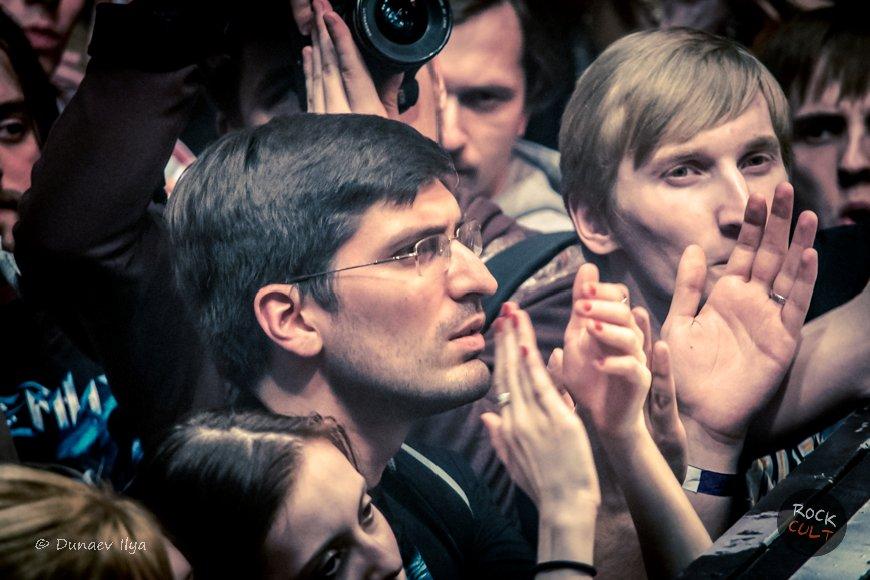 Фотоотчет | Эпидемия в Москве | Red | 18.04.2015