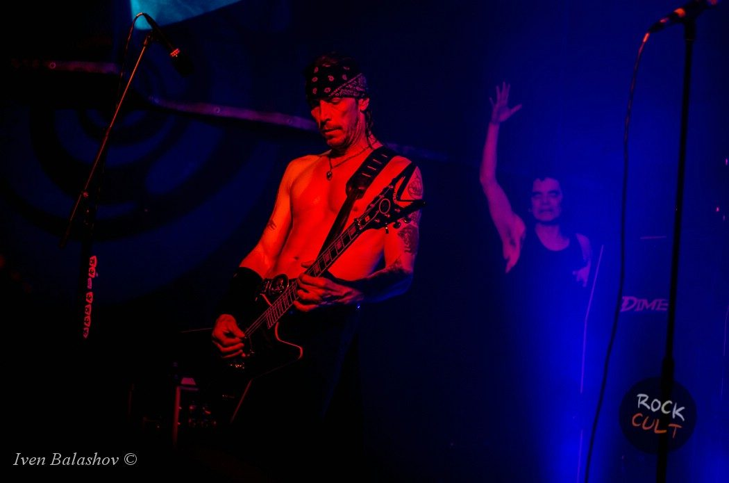 Overkill | Москва | 21.05.15