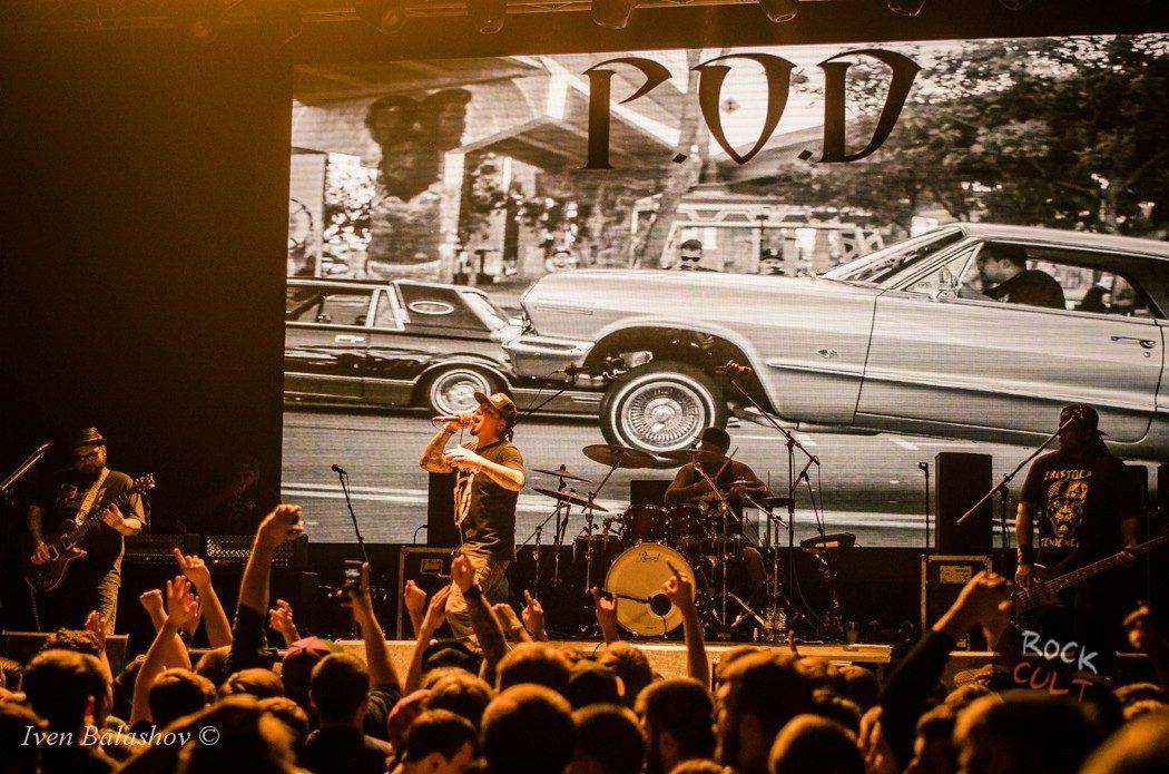 P.O.D. | Москва | 19.05.15