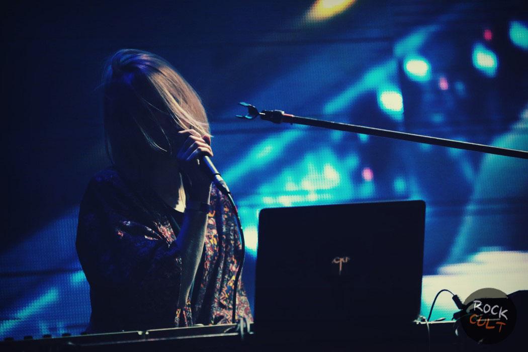 Фотоотчет | Emika в Москве | RED | 14.05.2015