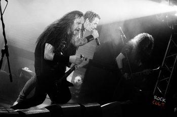 Фото | Exodus в Питере | Зал Ожидания | 08.06.2015