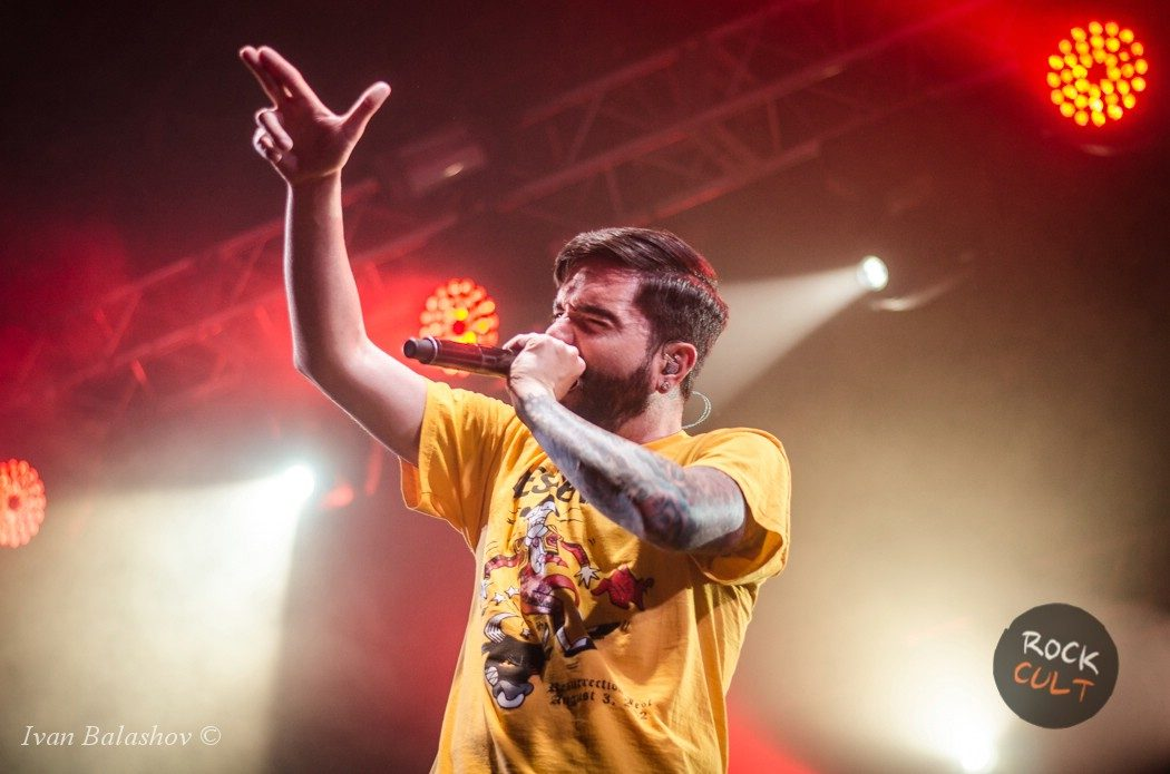 A Day To Remember | Москва | 15.06.15
