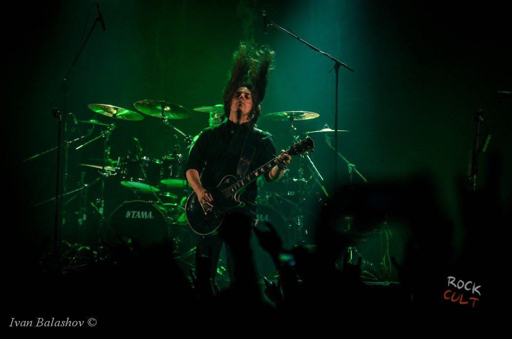 Фотоотчет | Blind Guardian в Москве | Ray Just Arena | 05.06.2015 фото