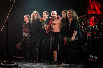 Фотоотчет   Blind Guardian в Москве   Ray Just Arena   05.06.2015 фото