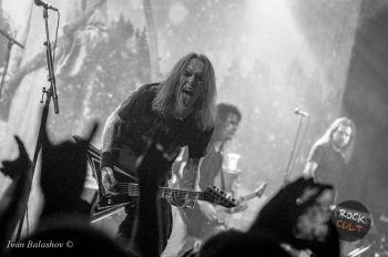 Children Of Bodom | Москва | 12.06.15