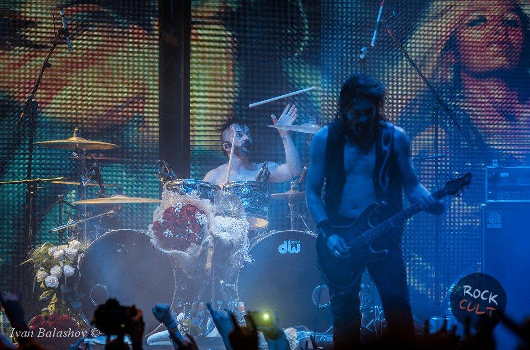 Фотоотчёт | Doro в Москве | Red | 30.05.2015