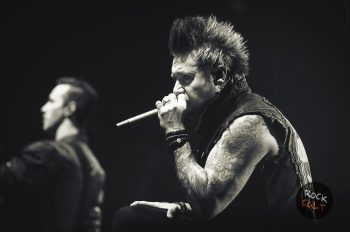 Фотоотчет | Papa Roach в Питере | A2 | 27.06.2015 фото