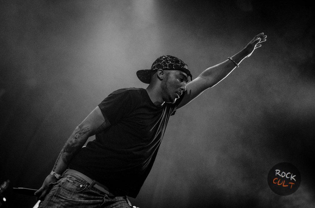 Фотоотчёт   Enter Shikari в Москве   Ray Just Arena   29.05.2015