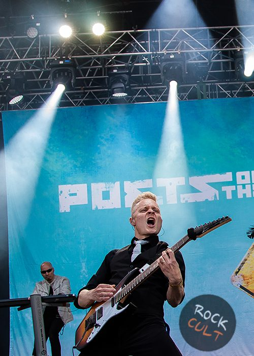 Poets Of The Fall | Greenfest | 21.06.15