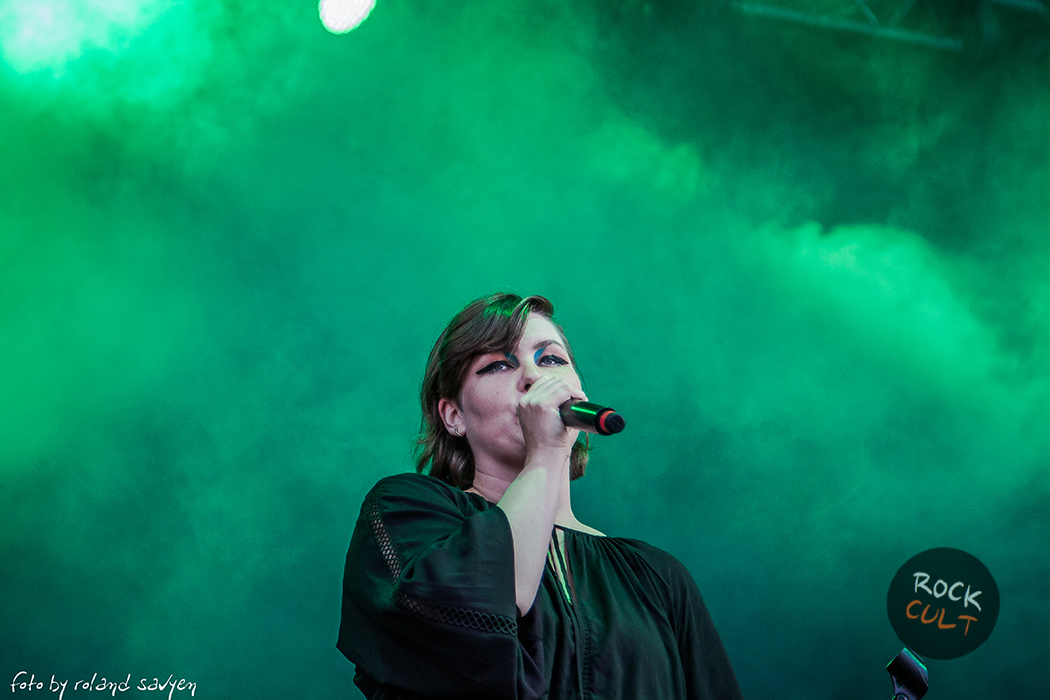 Gus Gus | Greenfest | 21.06.15