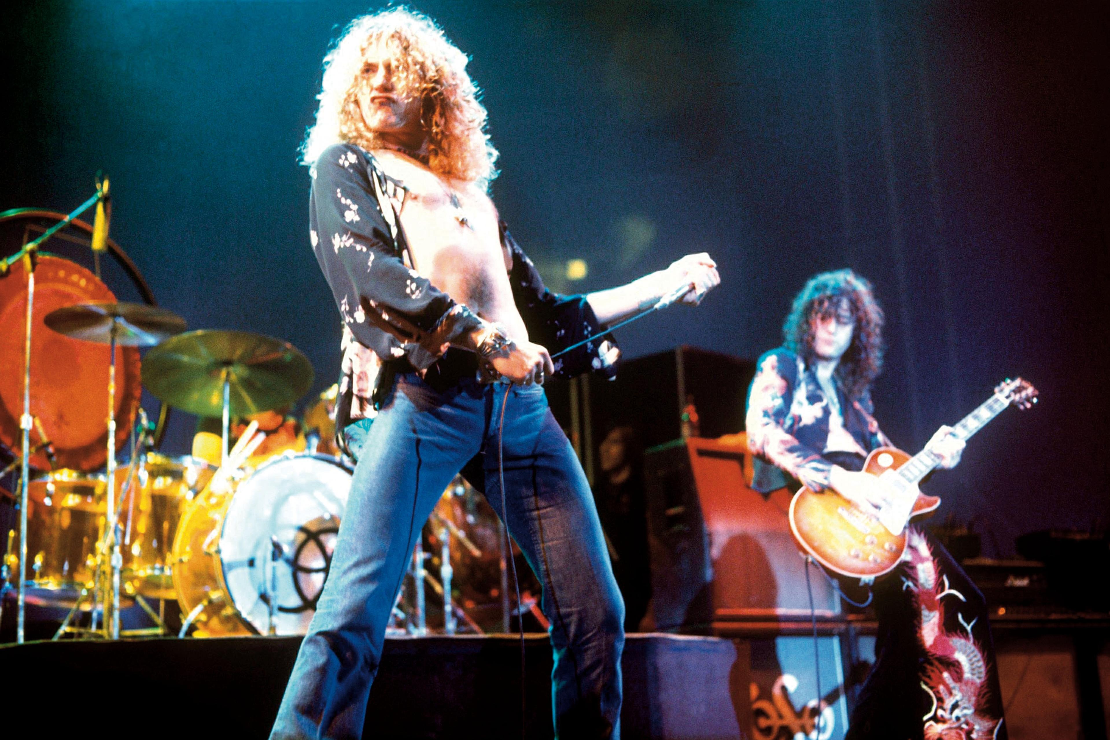 История последнего турне Led Zeppelin - Роккульт
