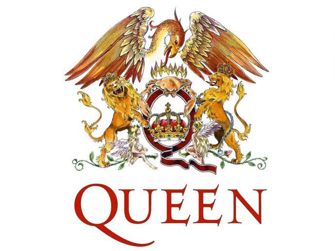 логотип Queen