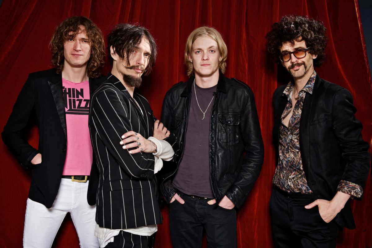 The Darkness new video Last of Our Kind